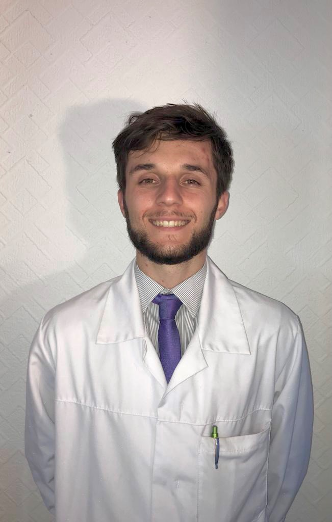 George Harris, BSc. Technical Assistant on Pretreatment