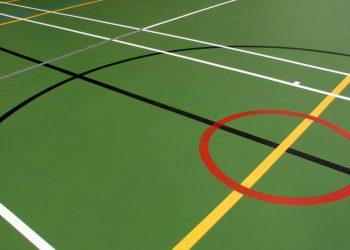Sports Court Floor Coating